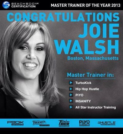 Congratulations, Joie! – Jenelle Summers