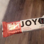 Favorite protein bar