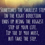 Take the Step