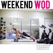 Weekend WOD