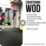 Countdown WOD