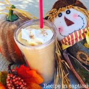 pumpkin shakeology