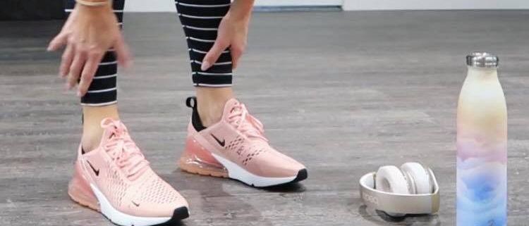 Nike Air Max 270s – Jenelle Summers